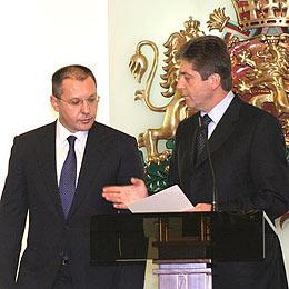 Bulgaria: Bulgaria's President Wants Libyan Authorities to Intervene