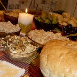 Bulgaria: Bulgarians Greet Christmas with Seven Lenten Dishes