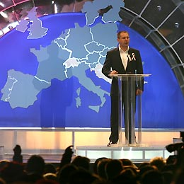 Bulgaria: Parvanov: EU Entry of Bulgaria Heavenly Moment