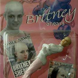 Bulgaria: Rehab Britney Doll on Sale