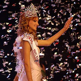Bulgaria: Bulgaria Elects New Beauty Queen