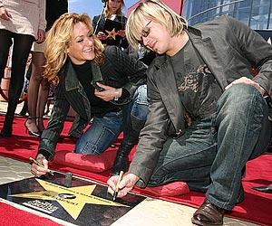 Bulgaria: Albena and Maxim Star Shining on Bulgaria's Walk of Fame