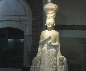 Bulgaria: Marble Phrygian Goddess Statue Discovered in Bulgaria