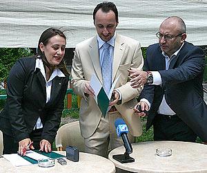 Bulgaria: Chess Masters Awarded Life Insurances in Bulgaria