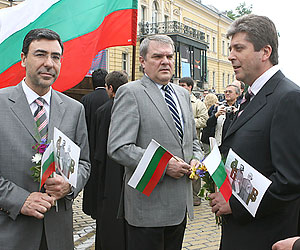 Bulgaria: President: Cyrillic Alphabet Day Incorporates Bulgaria in EU