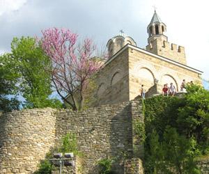 Bulgaria: Medieval Church Ruins Found Near Bulgaria's Tzarevetz Fortress