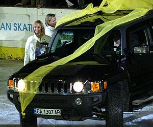 Bulgaria: Bulgaria's World Skating Champ Staviiski Kills 1 in Drunk-Driving Crash