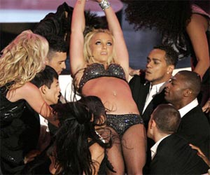Bulgaria: Britney Spears: I Looked Like Fat Pig at MTV Awards Show