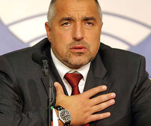 Bulgaria: WHO IS WHO: Boyko Borisov - 86924
