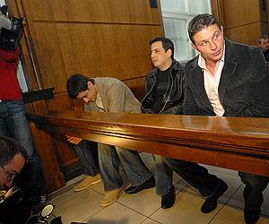 Bulgaria, mobster, murder, trial, bomb: Bulgarian Mobster Suspect Widow Testifies in Court