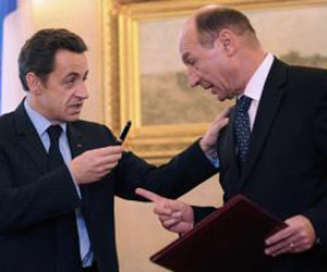 Romania Ratifies Lisbon Treaty in Wake of Sarkozy Visit
