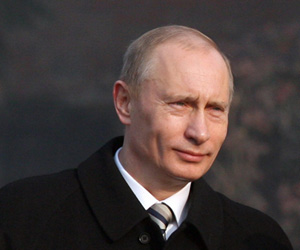 Putin Becomes Leader of United Russia Party: Putin Becomes Leader of United Russia Party