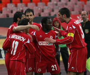 Bulgaria FC CSKA Without License, Out of Champions??™ League: Bulgaria FC CSKA Without License, Out of Champions' League
