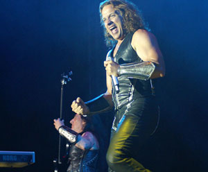 Bulgaria: Manowar Writes History in Bulgaria with 5-Hour Gig