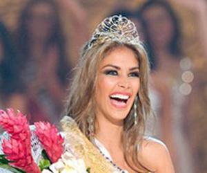 Venezuelan Dayana Mendoza is