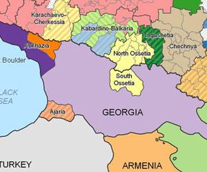 Bulgaria Abkhazian Forces Push out Georgian Troops: Abkhazian Forces Push out Georgian Troops