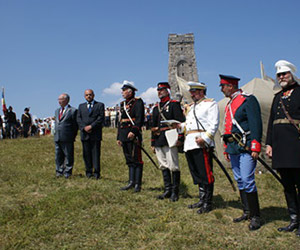 Historic Shipka Pass Battle Recreated 131 Years Later: Historic Shipka Pass Battle Recreated 131 Years Later