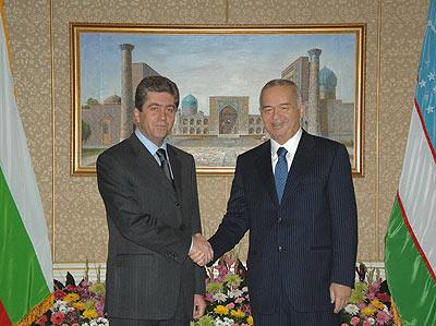 Bulgaria Uzbekistan Not Interested in Providing Natural Gas for Nabucco: Uzbekistan Not Interested in Supplying Natural Gas for Nabucco