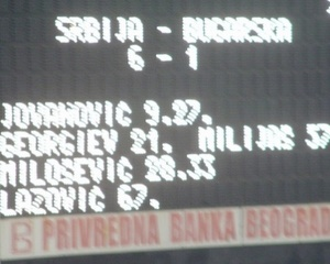Bulgaria Hammered by Serbia in Football Friendly: Bulgaria Hammered by Serbia in Football Friendly