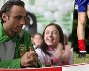 Bulgaria Football Star Berbatov Institutes Awards for Successful Children: Bulgaria Football Star Berbatov Institutes Award for Successful Children