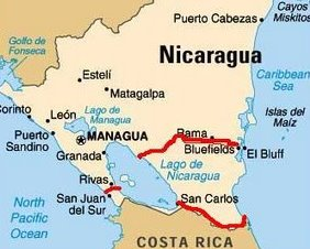 Russia May Build Long-Planned Nicaragua Canal: Russia May Build Long-Planned Nicaragua Canal