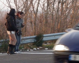 Проститутки в россии на дорогах видео