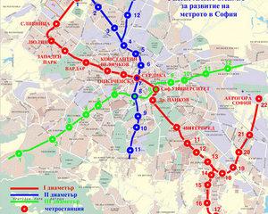 Sofia Subway Map.Sofia Metro Turns 11 Bound To Expand In 2009 Novinite Com Sofia