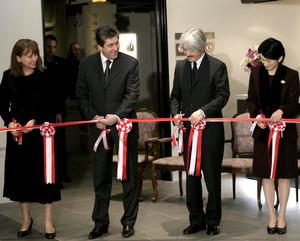 Bulgaria Japan's Prince Akishino Opens Thracian Treasures Exhibit in Tokyo: Japan's Prince Akishino, Bulgaria President Open Thracian Treasures Exhibit