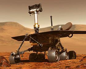 NASA Probes Mars Rover's Odd Behaviour: NASA Probes Mars Rover's Odd Behaviour