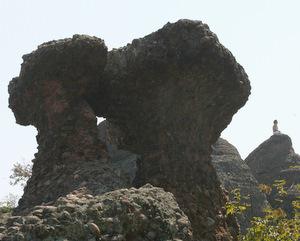 Bulgaria Bulgaria Belogradchik Rocks Again Second in New 7 Wonders Provisional Ranking: Bulgaria's Belogradchik Rocks Again Second in New 7 Wonders Provisional Ranking