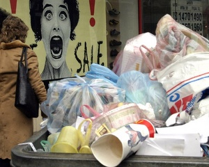 Bulgaria: Bulgarian Capital Trash Crisis Risky for Health?