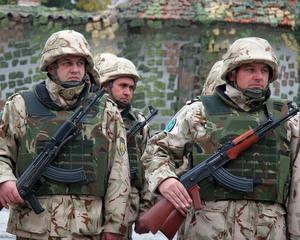 Bulgaria 100 Fresh Bulgarian Solders on Afghanistan Mission: 100 Fresh Bulgarian Solders Take Off on Afghanistan Mission
