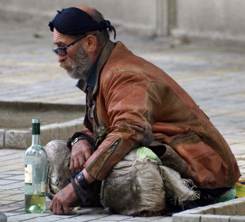 Bulgaria: Sofia City Hall Bans Street Begging