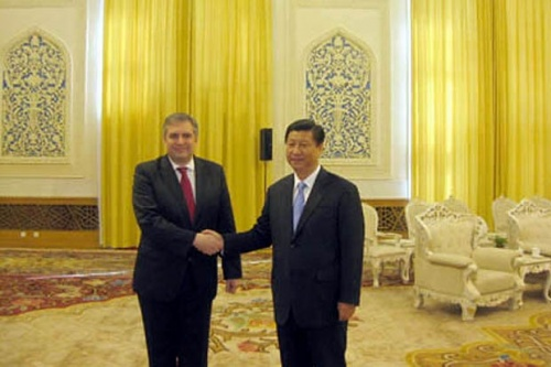 Bulgaria Bulgaria Foreign Minister Forges Stronger Ties with China: Bulgaria Foreign Minister Forges Stronger Ties with China