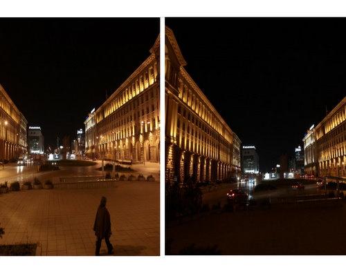 Bulgaria 500 000 Sofia Light Bulbs Turned off during Earth Hour: 500 000 Sofia Light Bulbs Go off during Earth Hour