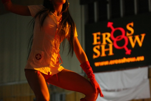 Bulgaria 15 000 Bulgarians Visit Sofia Eros Show 2009: 15 000 Bulgarians Visit Sofia Eros Show 2009