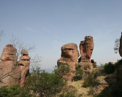 Bulgaria Bulgaria's Belogradchik Rocks Third in New 7 Wonders Provisional Ranking: Bulgaria's Belogradchik Rocks Third in New 7 Wonders Provisional Ranking