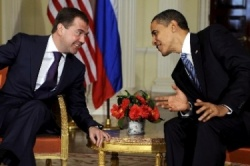 World's Most Powerful Men - Obama, Medvedev Vow to Cooperate: World's Most Powerful Men - Obama, Medvedev Vow to Cooperate