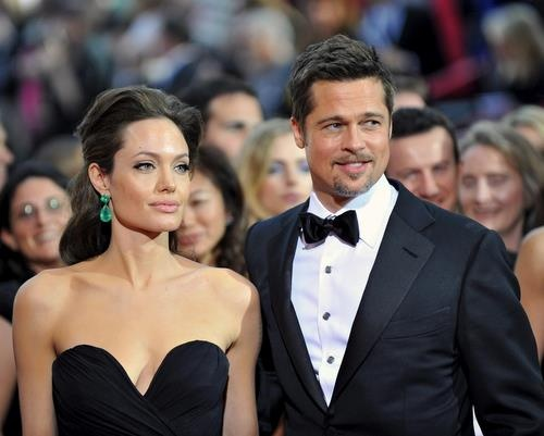 angelina jolie and brad pitt movies. American movie actor Brad Pitt