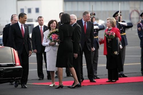 Bulgaria PM, Top Diplomat Meet with Obama, Hillary Clinton: Bulgaria PM, Top Diplomat Meet Obama, Hillary Clinton