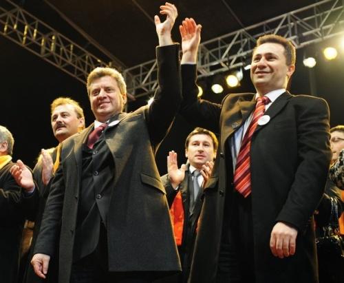 Bulgaria: Macedonia's New President Gjorgje Ivanov