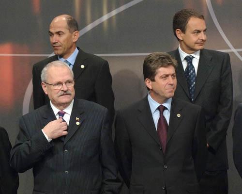 Bulgaria President Parvanov Praises Bulgaria Ethnic Tolerance: President Parvanov Praises Bulgaria Ethnic Tolerance