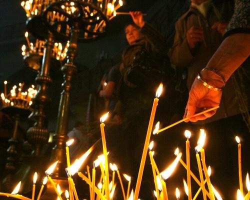 Bulgaria Bulgaria Church Delegation to Bring Holy Easter Fire from Jerusalem: Bulgaria Church Delegation to Bring Holy Easter Fire from Jerusalem