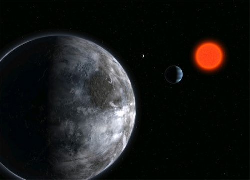 Close to Earth Size Planet Found Outside Our Solar System ...