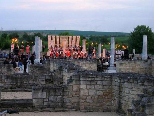 Bulgaria Abritus: Bulgaria's Roman Treasure Trove: Abritus: Bulgaria's Roman Treasure Trove