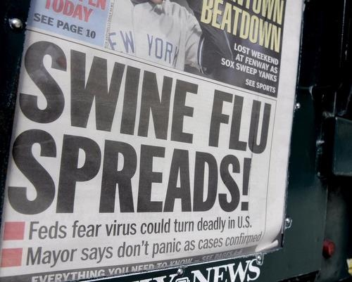Bulgaria: WHO: 40 Confirmed Swine Flu Cases in US