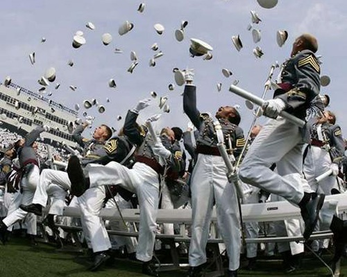 Stoyanov Becomes First Bulgarian to Graduate US West Point: Stoyanov Becomes First Bulgarian to Graduate US West Point