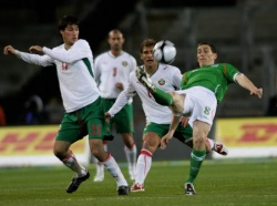 Bulgaria Draw 1-1 with Ireland in World Cup Qualifier: Bulgaria Draw 1-1 with Ireland in World Cup Qualifier