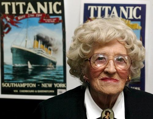 Bulgaria: Last Titanic Survivor Dies at 97