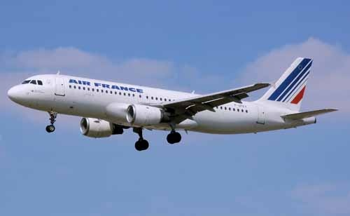 Missing Air France Plane Struck by Lightning - Report: Missing Air France Plane Struck by Lightning - Report